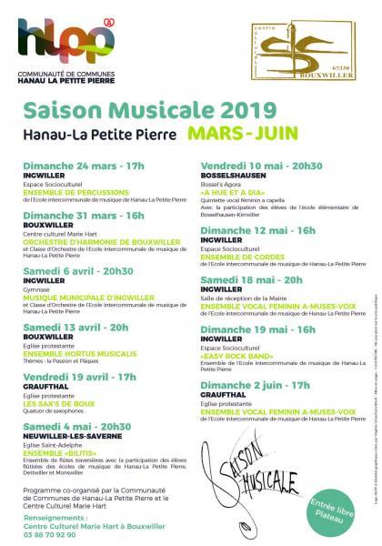 20190311 saison musicale
