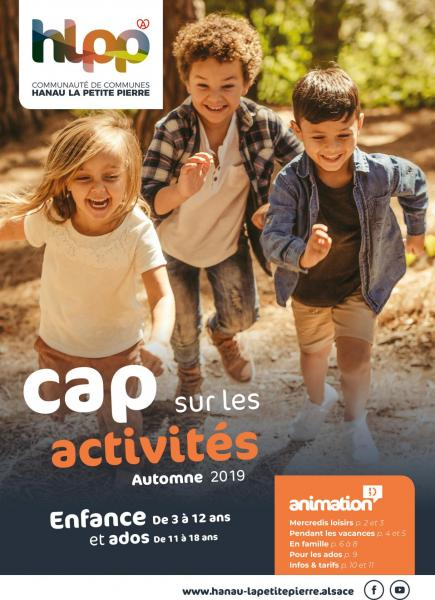 Cap activites automne 2019