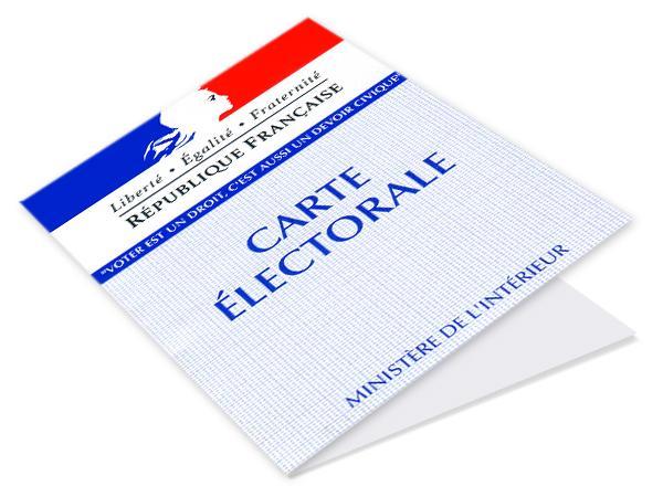 Carte d electeur