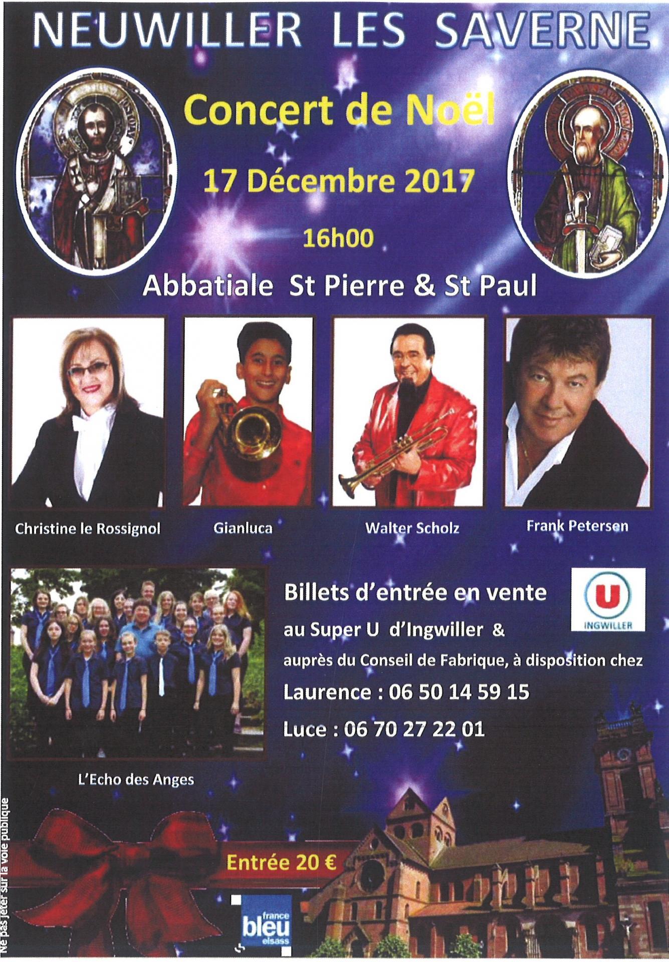 Concert abbatiale