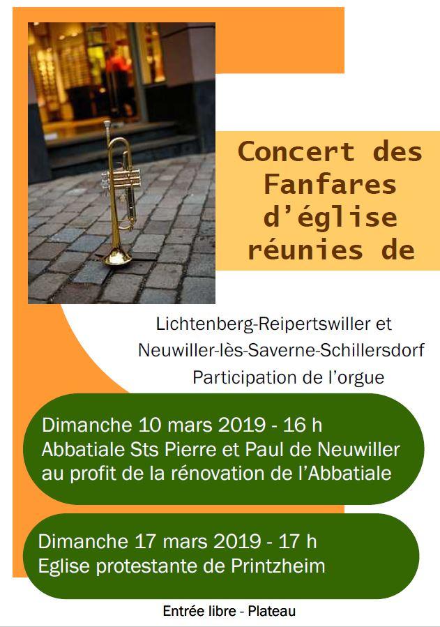 Concertfanfareeglise