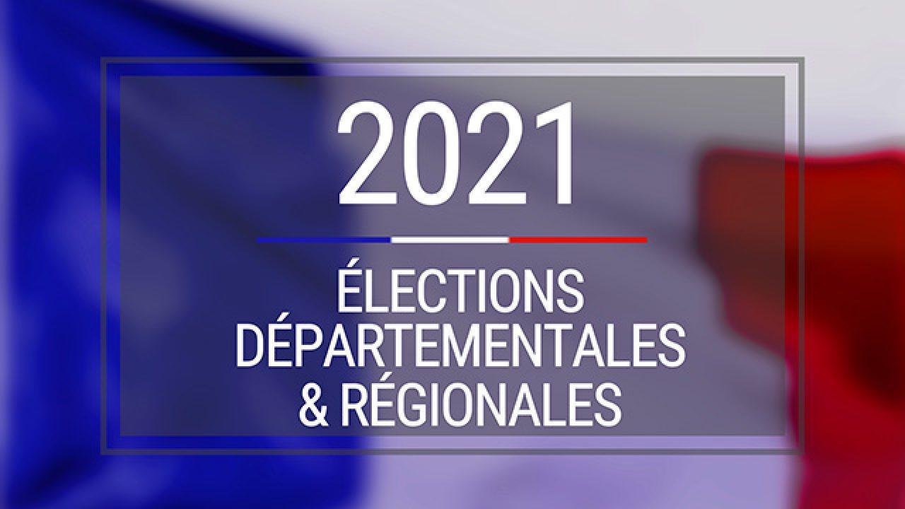 Report des elections departementales regionales et territoriales de 2021 que dit la la loi 2021 191 du 22 fevrier 2021 1280x720