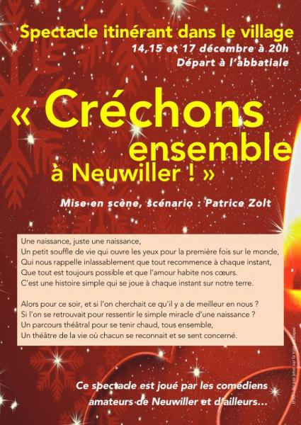 Spectacle itinerant 1